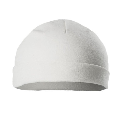 Premature 2 Pack White Hat