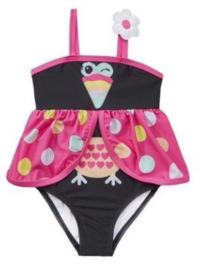 Tiny Toucan Swimsuit