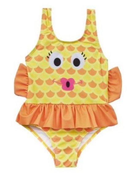 Cute Goldfish Swimsuit