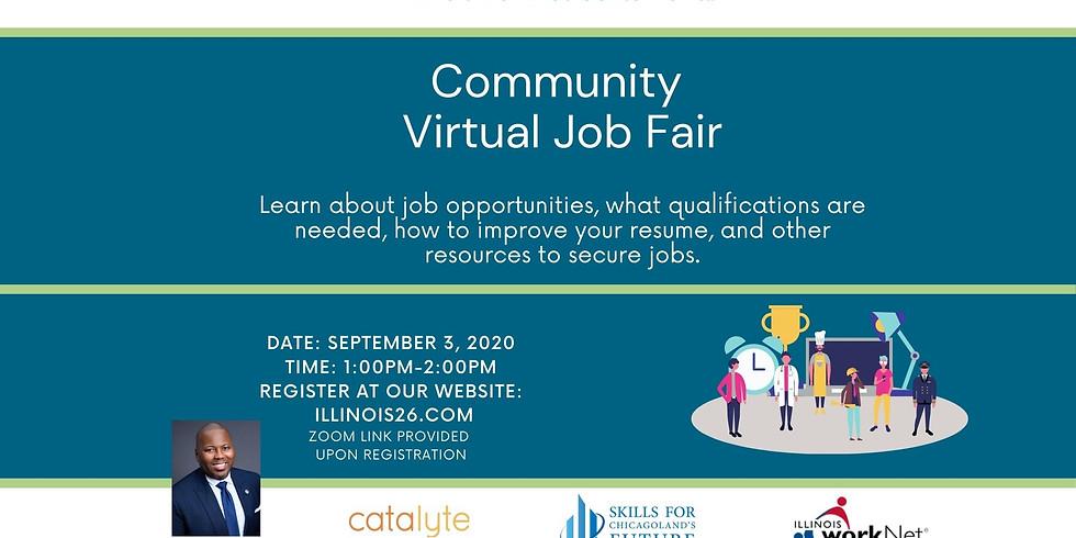 Community Virtual Job Fair