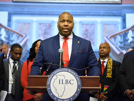 Buckner Encourages Students to Apply for Illinois Legislative Black Caucus Foundation Scholarship
