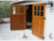 Swing Garage Doors
