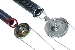 Garage Door spring,cables,pulleys,rollers and other parts and accessories