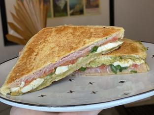Sandwich Mágico de Prosciutto