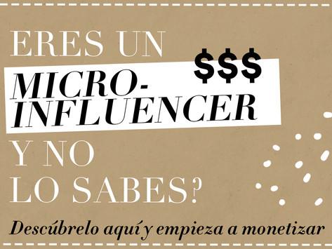 """Ser """"Micro-influencer"""" o no... mm no hay dilema. Do it!"""