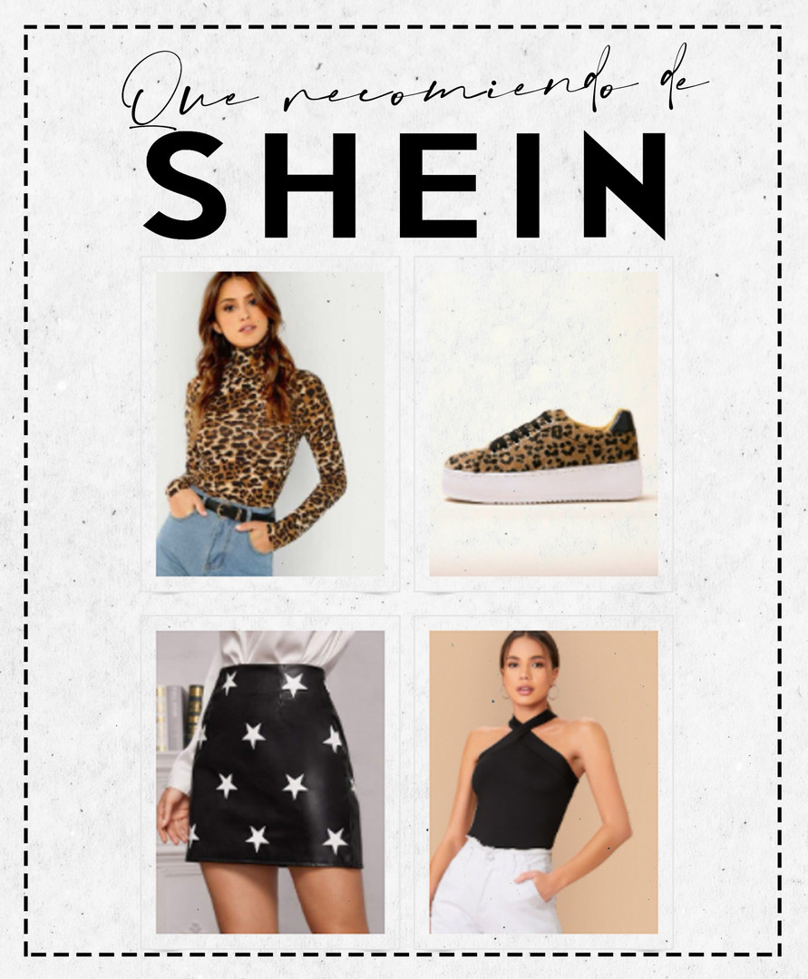 SHEIN recommendations
