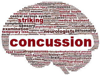 Take concussion seriously!