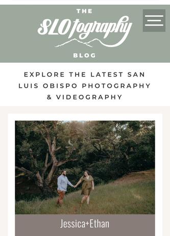 SLOtography blog mobile