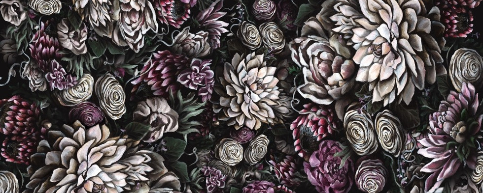 Florals Galore Pattern