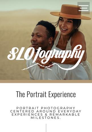 SLOtography portrait mobile