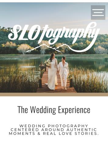 SLOtography Wedding Mobile
