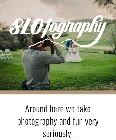 SLOtography about mobile