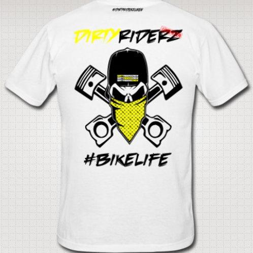 Tee Shirt #DIRTYSKULL (Suzuki)