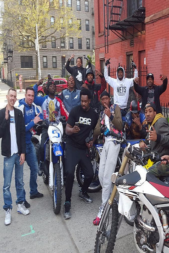 #DirtyRiderzCrew feat #InDaAirBoyz ( New York / Brooklyn )