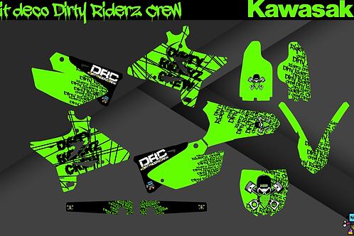 Kit déco Kawasaki KXF (250/450)