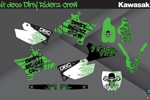 Kit déco Kawasaki KX (80/85/125/250)