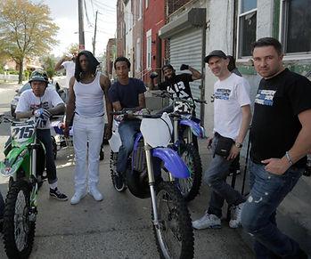 #DirtyRiderzCrew feat #HotBoyz ( Phily / Philadelphie )