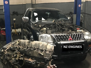Mitsubishi L200 Engine Supply & Fit
