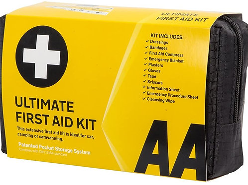 AA Ultimate First Aid Kit - AA0903
