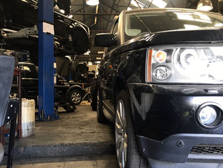 Range Rover Heaven!