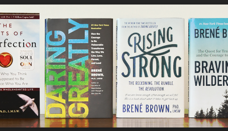 #RFBookClub Author Spotlight: Brené Brown