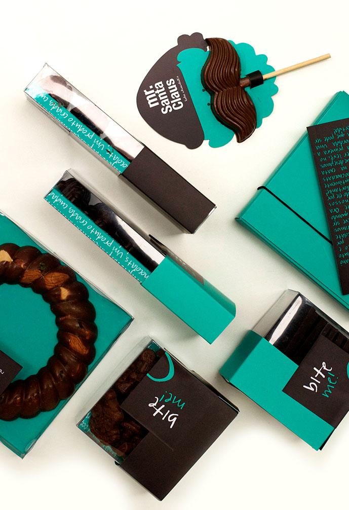 Labo chocolats | embalagens