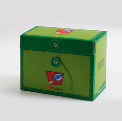CMI Zoon | Caixa com fichas