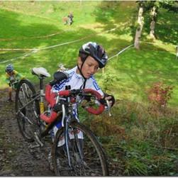 les premier pas au cyclocross