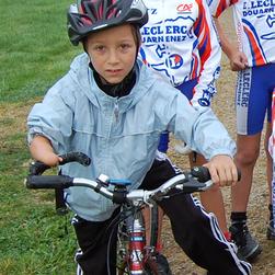 Tout premier vélo de Noah