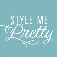 Style Me Pretty Real Wedding