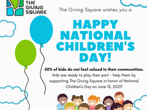 20 WAYS TO ENGAGE KIDS THIS NATIONAL CHILDREN'S DAY