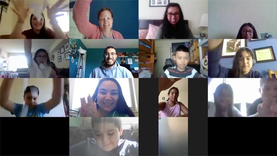 KFK Fund Virtual Confetti Celebration