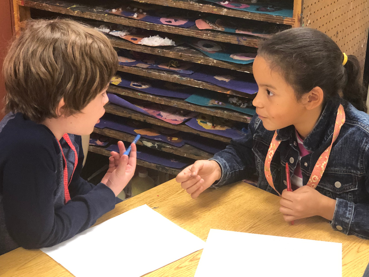 Kids in Conversation