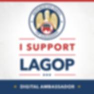 LAGOP Digital Ambassador