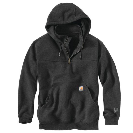 Rain Defender Loose Fit Heavyweight Quarter-Zip Sweatshirt