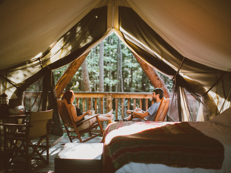 Glamping at Firelight Camps: Experience Nature With a Hint of Luxury