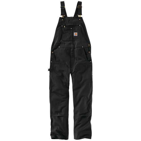 Relaxed Fit Duck Bib Overall
