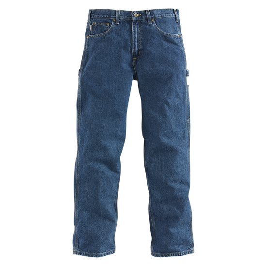Relaxed Fit Heavyweight 5-Pocket Tapered Jean