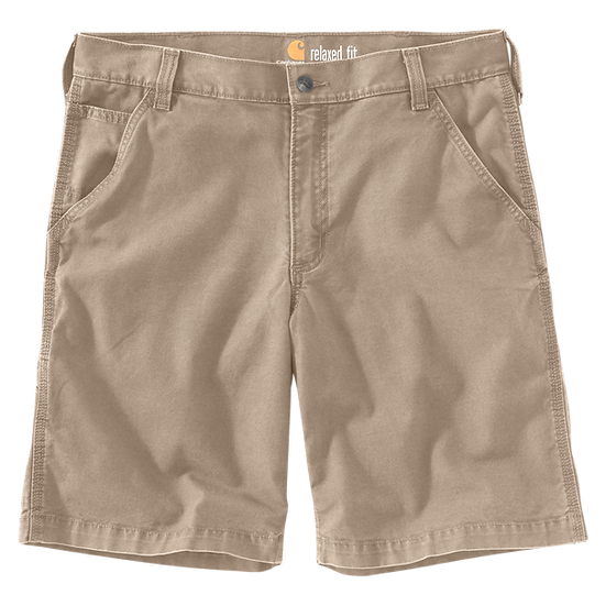 Rugged Flex Relaxed Fit Canvas Work Short