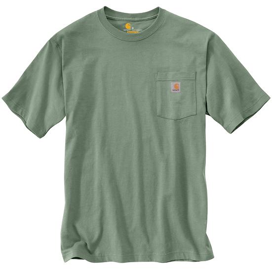 Loose Fit Heavyweight Short-Sleeve Pocket T-Shirt