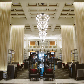 A Ritzy Stay at The Boston Park Plaza Hotel