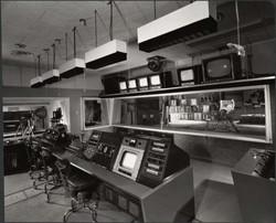 BTV Ballarat control room