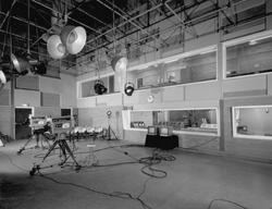 BTV Ballarat studio and  control gallery