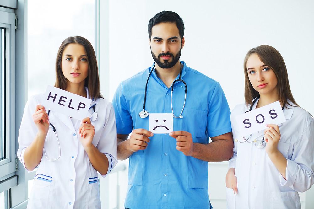 Broken Healthcare System
