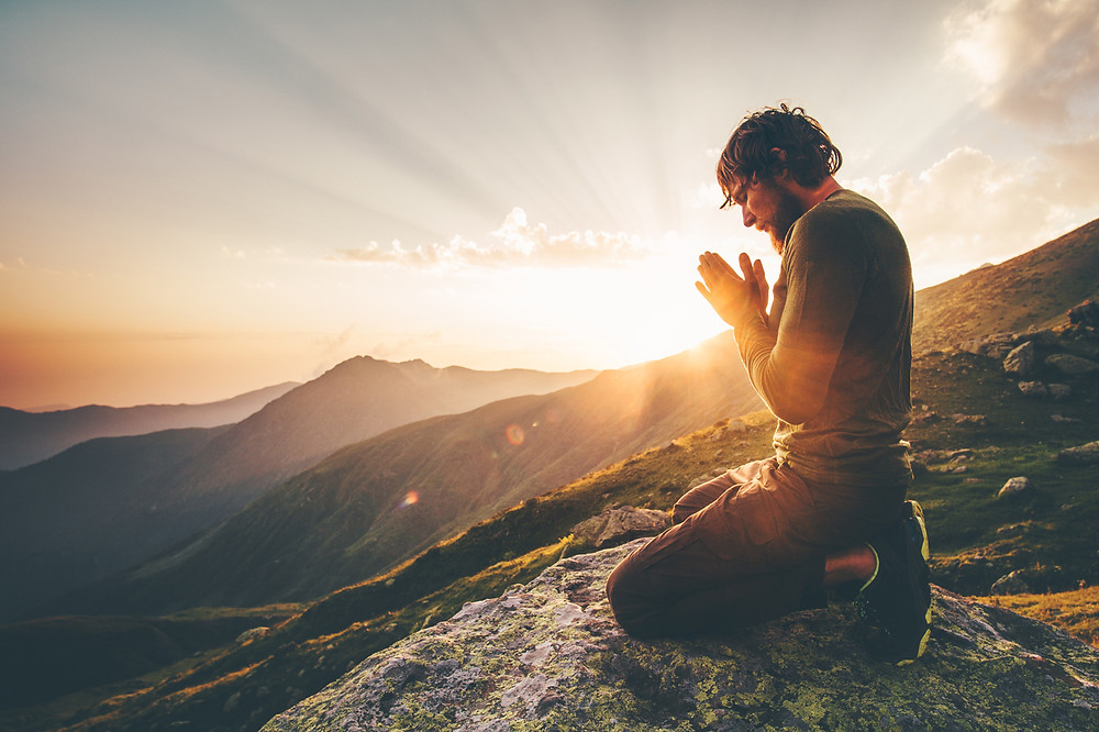 Using Meditation and Prayer to Manage Stress