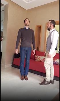Reportage Medi1 TV - autohypnose - Cogni