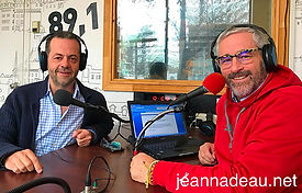 Emmanuel Sabouret, radio