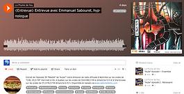 Hypnose, Emmanuel Sabouret