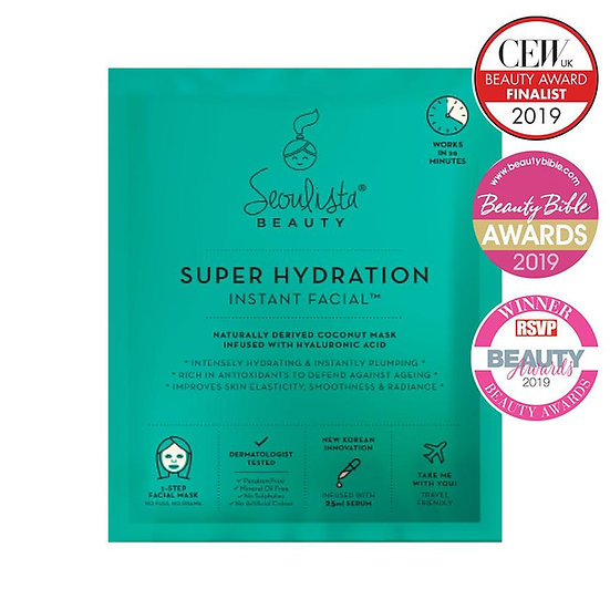 Super Hydration Instant Facial™