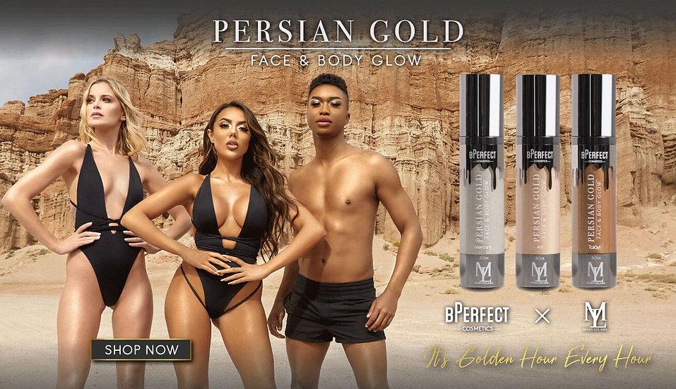 PERSIAN GOLD – FACE & BODY GLOW